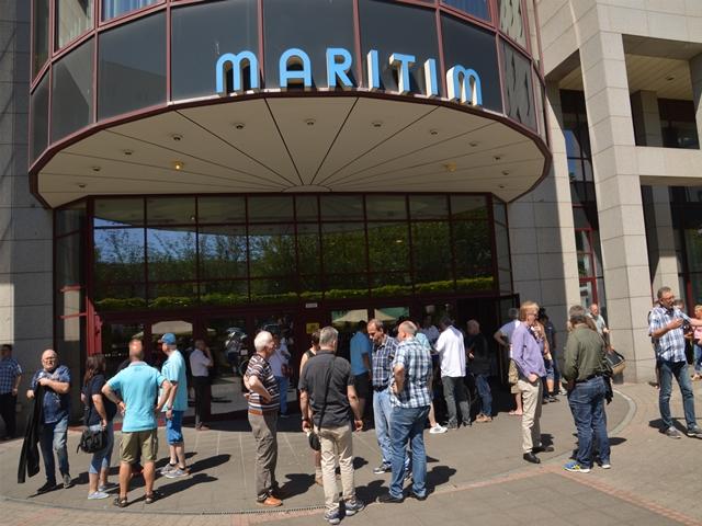 Keine Stornogebühr für Magdeburg gebuchte Maritim Zimmer